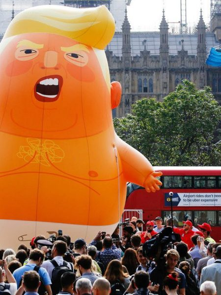 Trump Baloon